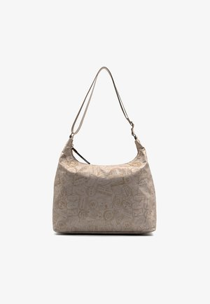 Shopping bag - bronzo