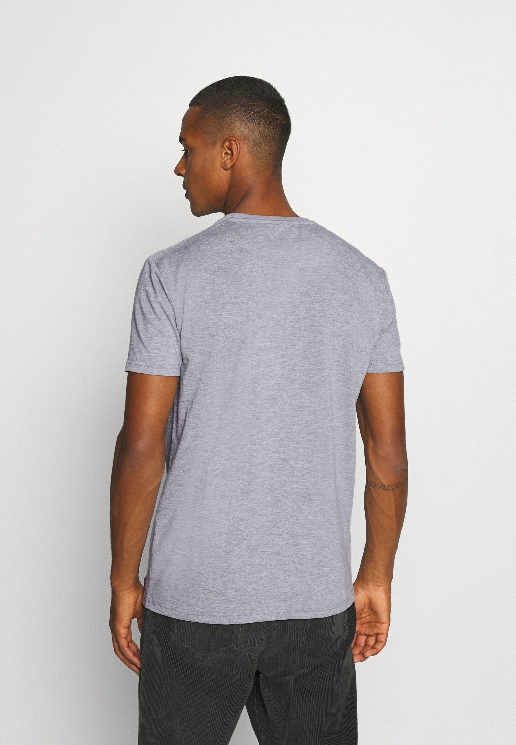 AMICCI SORA  - Print T-shirt - grey tqXUn