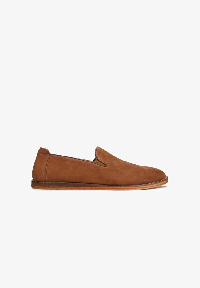 DAMIR - Instappers - brown