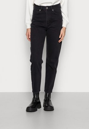 STORMY JEANS - Straight leg jeans - grey
