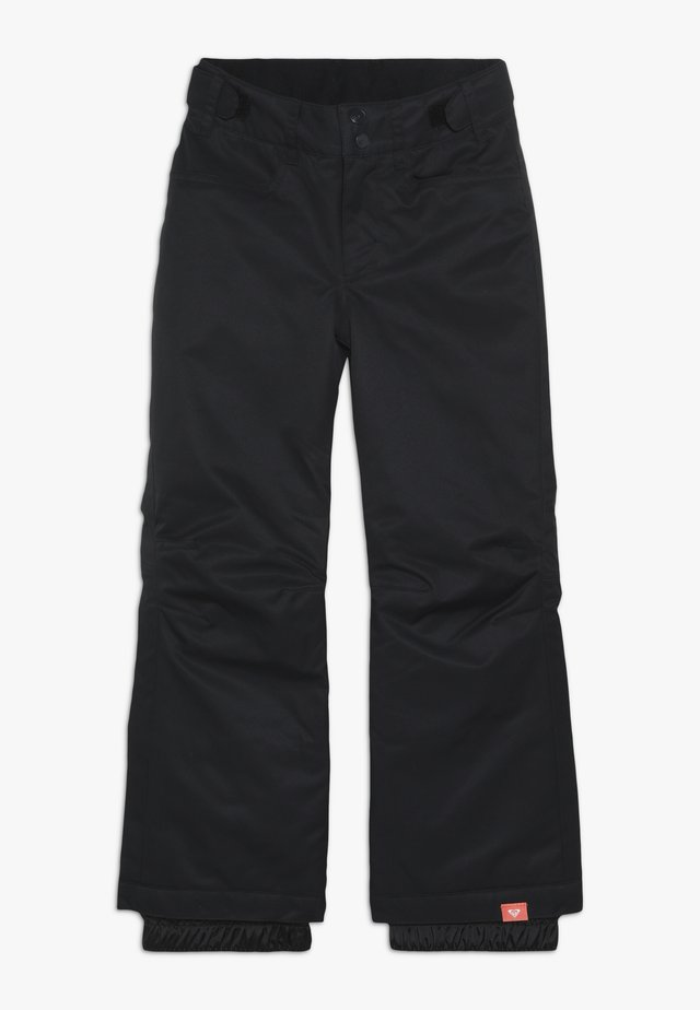 BACKYARD  - Pantaloni da neve - true black