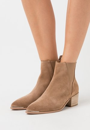 KAREN  - Classic ankle boots - taupe