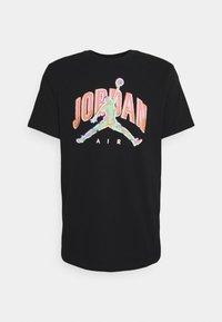 Jordan - T-shirt con stampa - black - 0