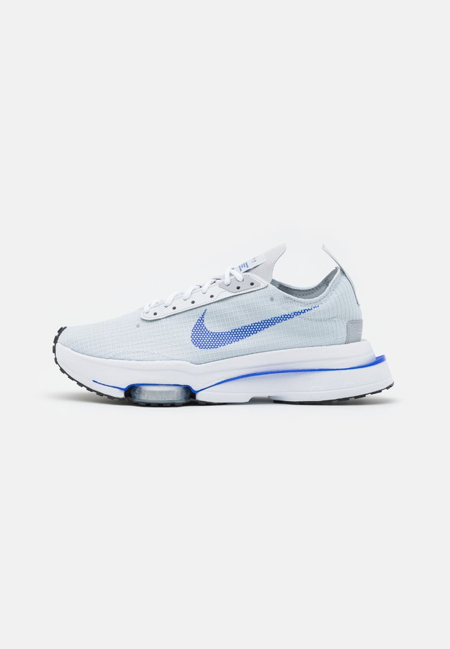 AIR ZOOM TYPE - Trainers - pure platinum/racer blue/wolf grey/black/white
