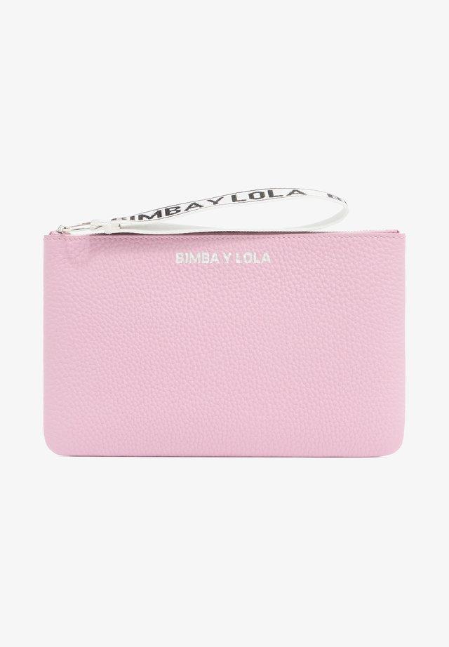 ENVELOPE  - Wash bag - light pink