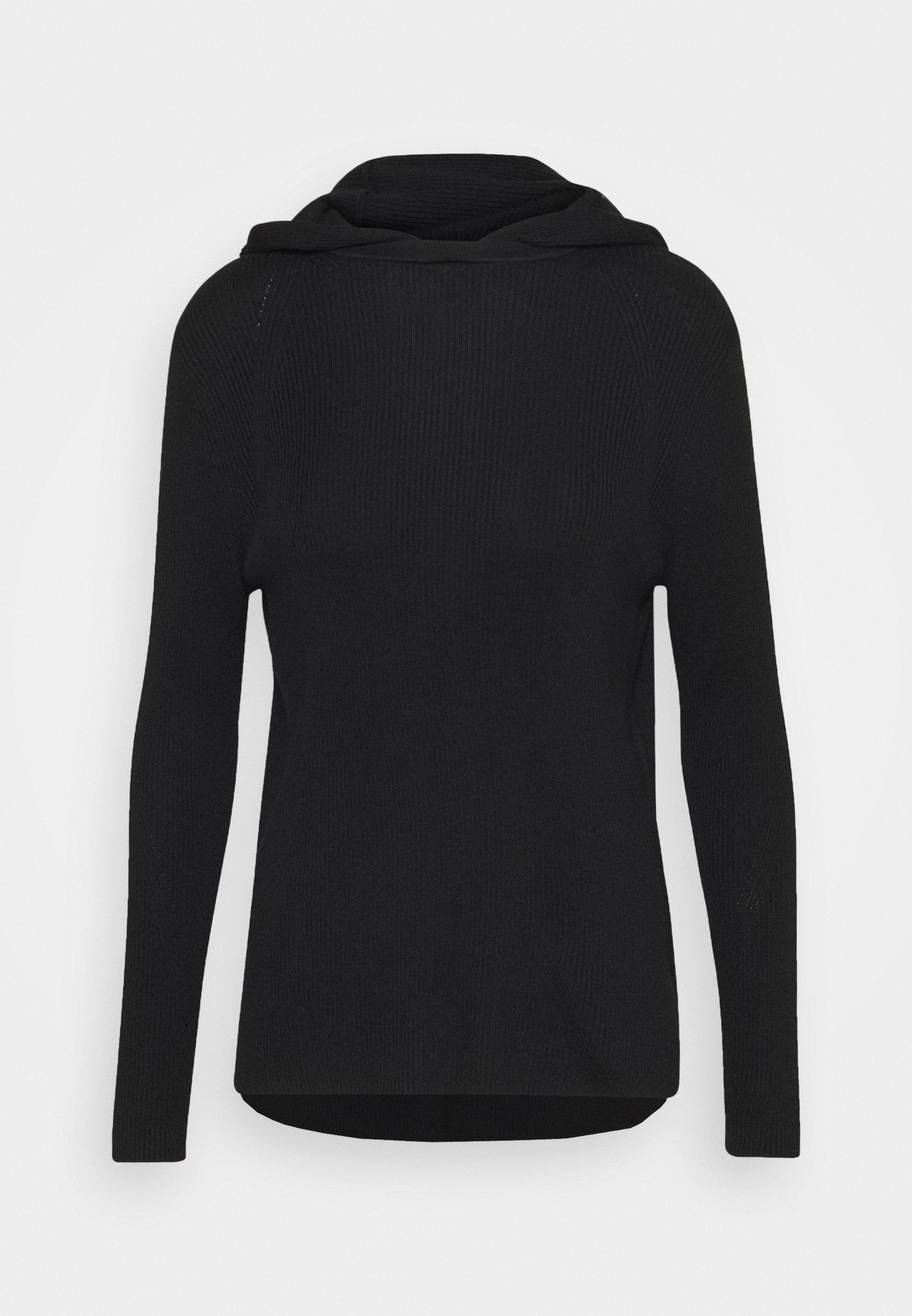 Femme LOGO RIB  - Pullover