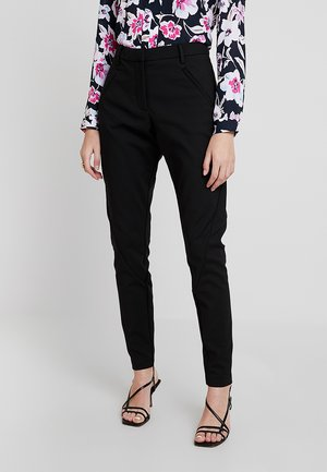 ANGELIE - Trousers - black