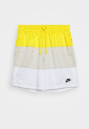 Shorts - opti yellow/light bone/white/black