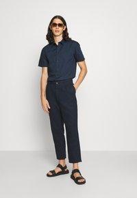 Newport Bay Sailing Club - CORE 2 PACK - Shirt - navy/light blue - 0