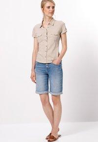 zero - Overhemdblouse - raw cotton - 1