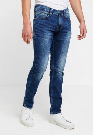 OREGON TAPERER  - Jeans Tapered Fit - denim blue