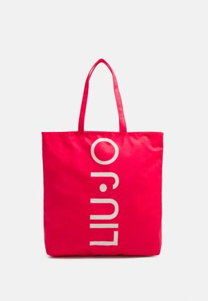 STAMPA - Shopping bag - bouganville