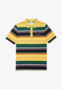 Lacoste LIVE - Polo shirt - jaune / blanc - 3