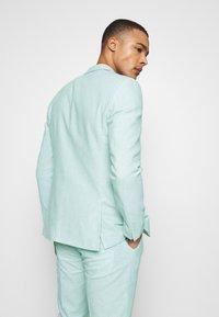 Isaac Dewhirst - PLAIN WEDDING - Oblek - mint - 3