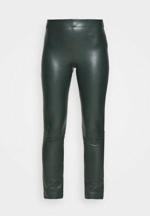 Leggings - Trousers - dark green