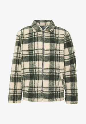 LOCALS ONLY - Summer jacket - kalamata check bogong gum