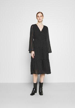 YASDORTHE DRESS  - Day dress - black/ white
