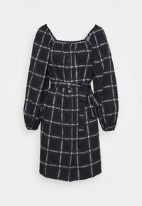 ELINE MIE DRESS - Denní šaty - brown