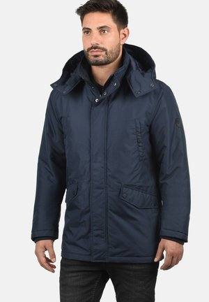 MAJID - Winter coat - navy