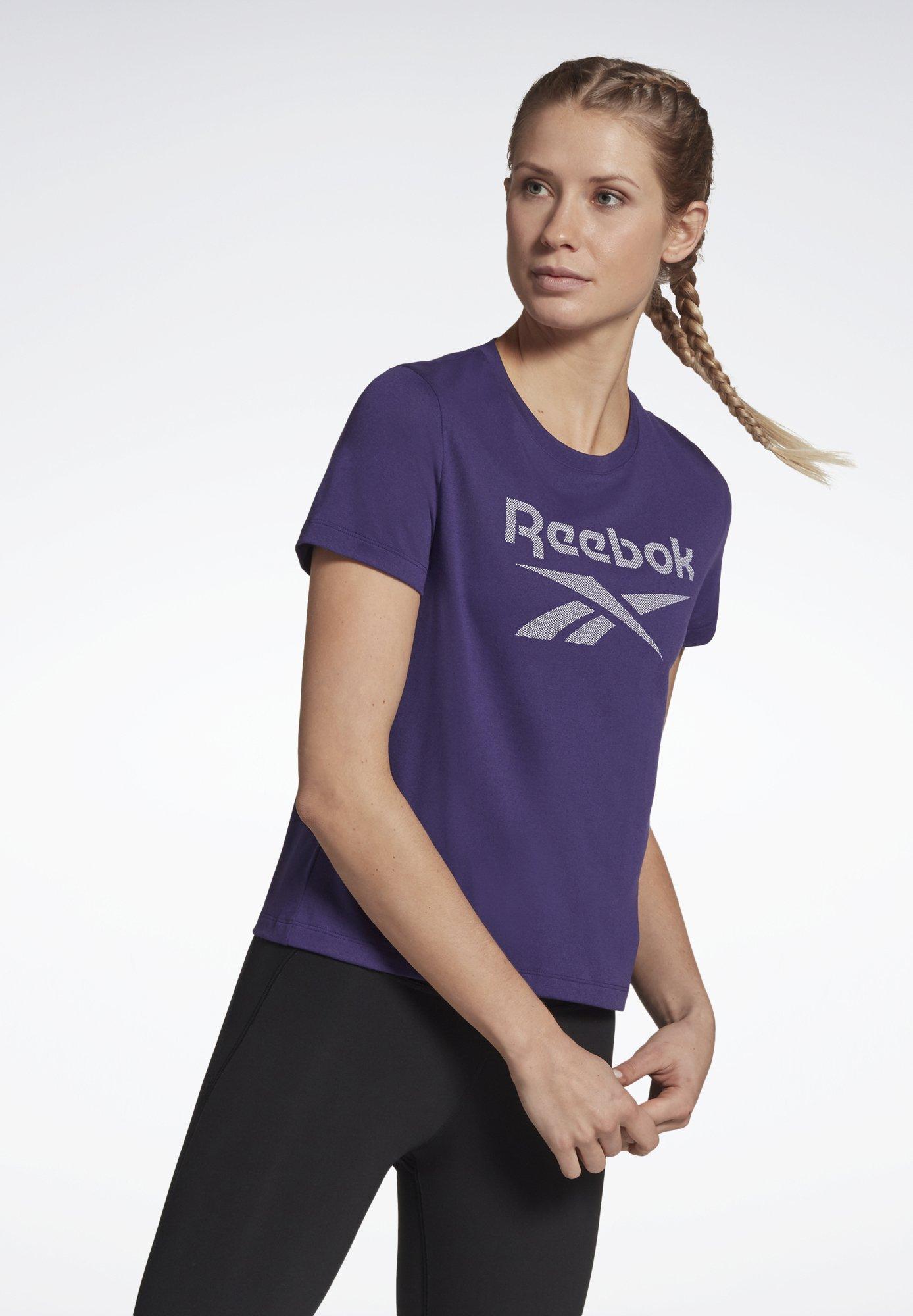 Femme WORKOUT READY SUPREMIUM BIG LOGO T-SHIRT - T-shirt imprimé