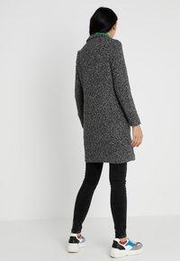 JDY - JDYBESTY  FALL - Classic coat - dark grey melange - 2