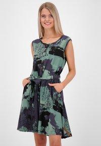 alife & kickin - Day dress - charcoal - 0