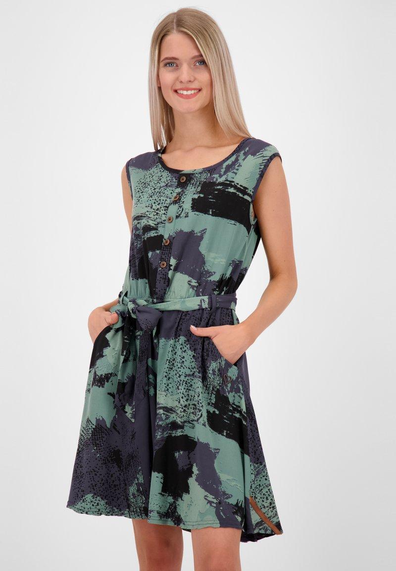 alife & kickin - Day dress - charcoal