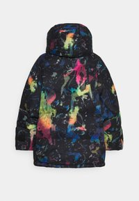 Diesel - JANUA - Winter coat - black/multicolour - 11