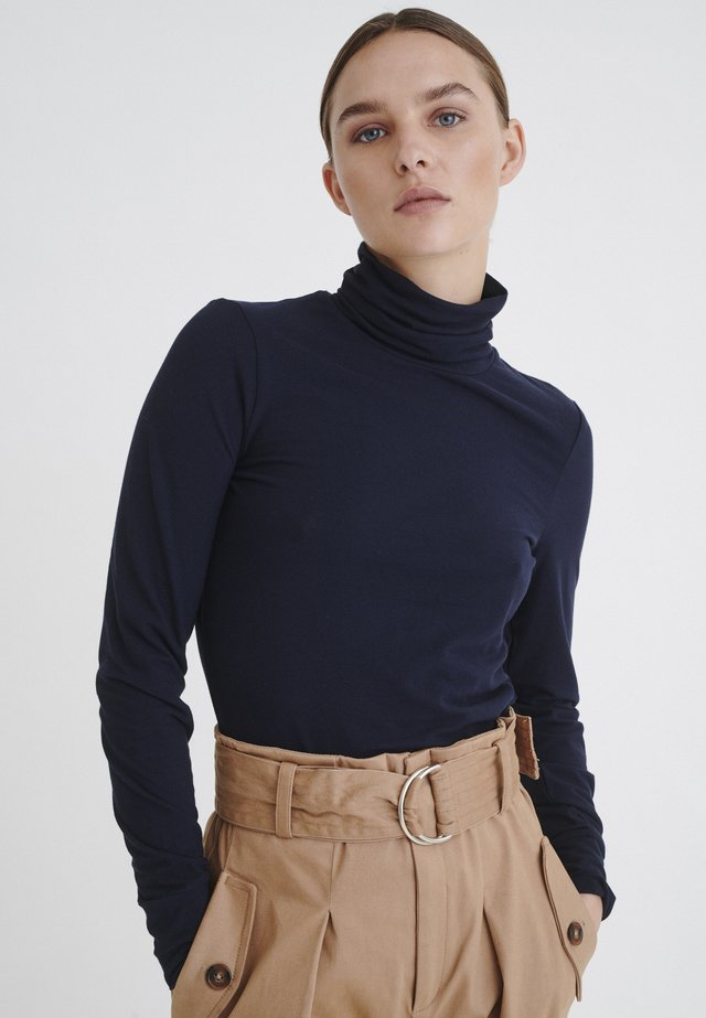 Camiseta de manga larga - marine blue