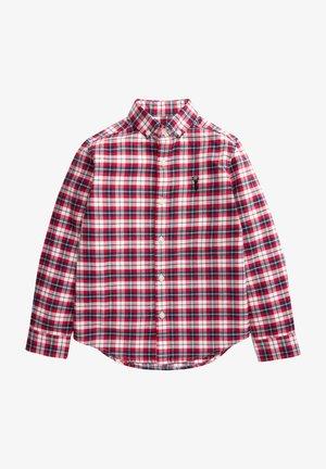 SHORT SLEEVE - Shirt - red
