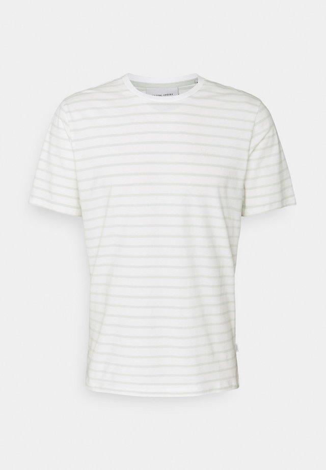 TROELS - T-shirt imprimé - smoke
