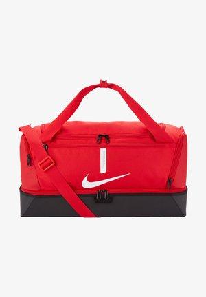 Sports bag - rotschwarzweiss