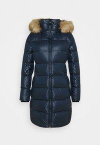 Calvin Klein - ESSENTIAL REAL COAT - Down coat - navy - 5