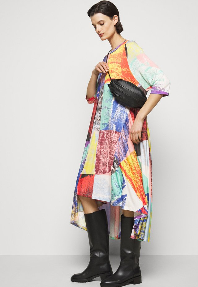 PULSE DRESS - Korte jurk - blurry lights print