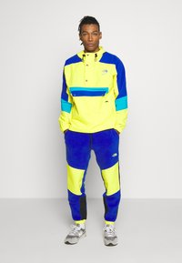 The North Face - EXTREME PANT - Tracksuit bottoms - blue combo - 1