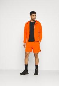Calvin Klein Performance - PRIDE WINDJACKET - Trainingsvest - danger orange - 1