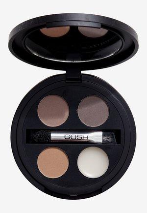 BROW KIT - Eyebrow powder - brown/grey
