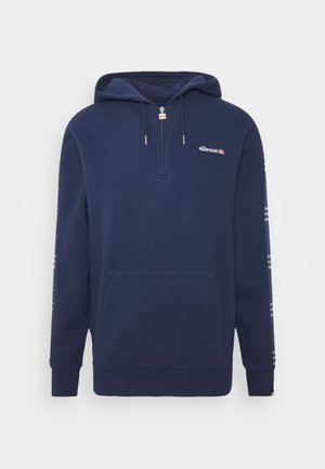 BONALDO - veste en sweat zippée - navy