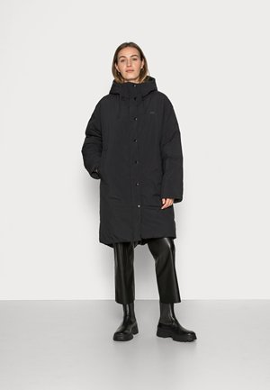 COAT SMILLA - Classic coat - black