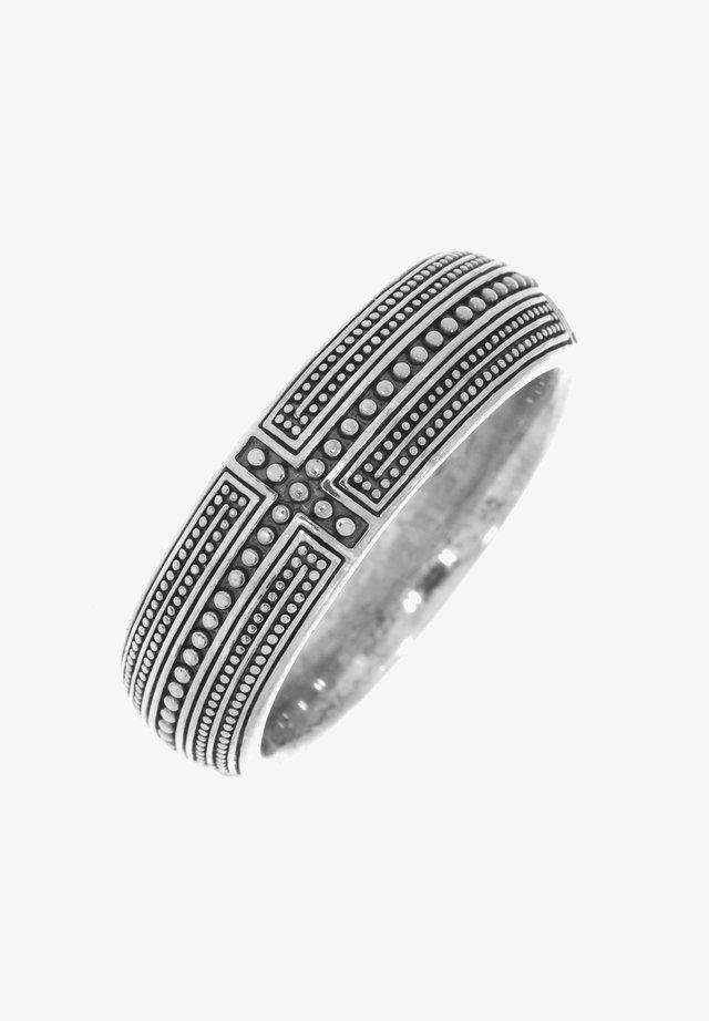 KREUZ  - Ring - silber