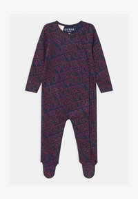 Guess - BABY UNISEX - Sleep suit - bleu/deck blue - 0