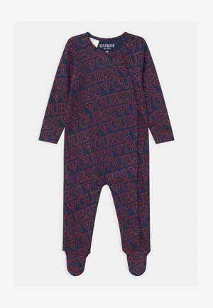 BABY UNISEX - Sleep suit - bleu/deck blue