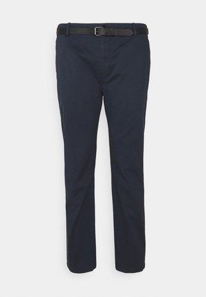 SUPERFLEX PANTS - Chino - dark blue