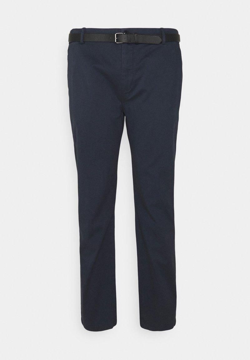 Jack´s Sportswear - SUPERFLEX PANTS - Chinos - dark blue