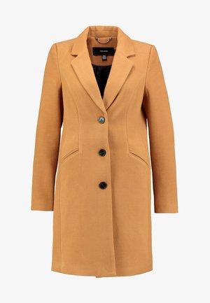 VMCALA CINDY - Short coat - tobacco brown