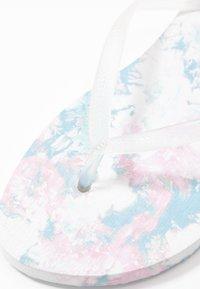 Superdry - SUPER SLEEK  - Pool shoes - tie dye - 2
