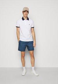 Polo Ralph Lauren - PREPSTER - Denim shorts - blane - 1
