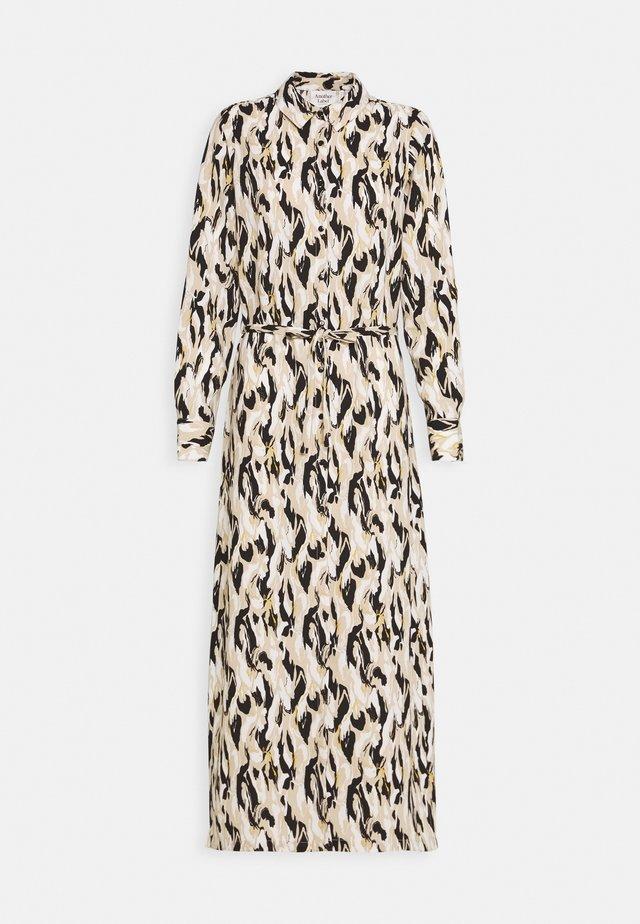 ADELEIDE DRESS - Robe chemise - beige