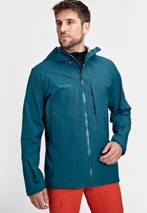 MASAO - Outdoorjas - wing teal