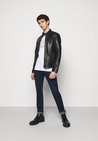 JOOP! Jeans - MITCH - Straight leg jeans - dark blue - 1